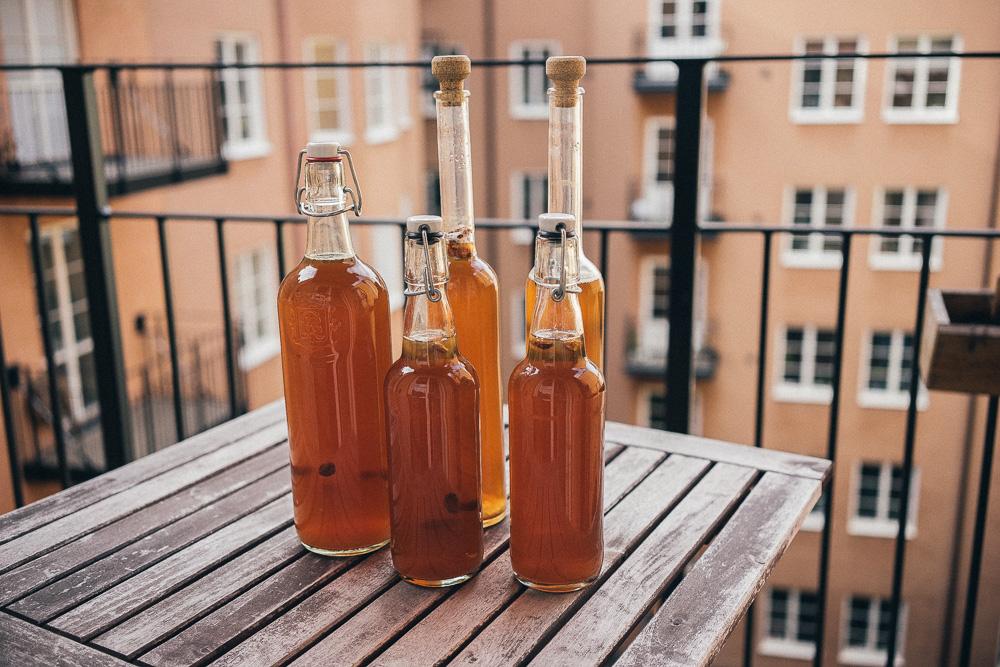 """Sima - finländsk """"mjöd"""" som dricks till valborg."""